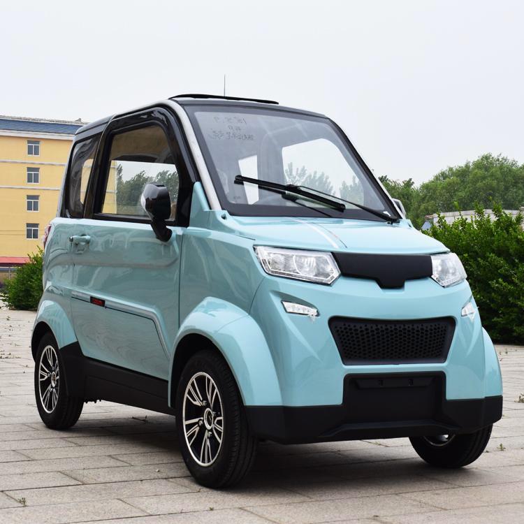 BETA รถเก๋งไฟฟ้าขนาดเล็ก 4 ล้อ 3 ที่นั่ง 1,500 วัตต์ ความเร็วสูงสุด 40 กม./ชม. 40 กม./ชาร์จ