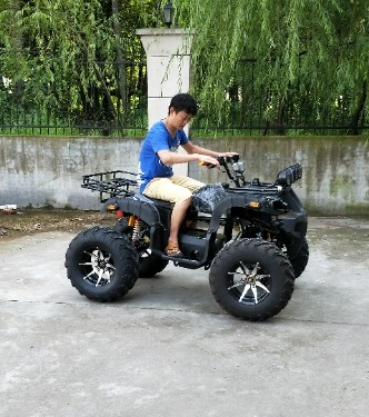 MADMAX เอทีวี ATV ไฟฟ้า วิบาก คันใหญ่ 2,200 วัตต์ ความเร็ว 45 กม./ชม. ระยะ 30 กม./ชาร์จ