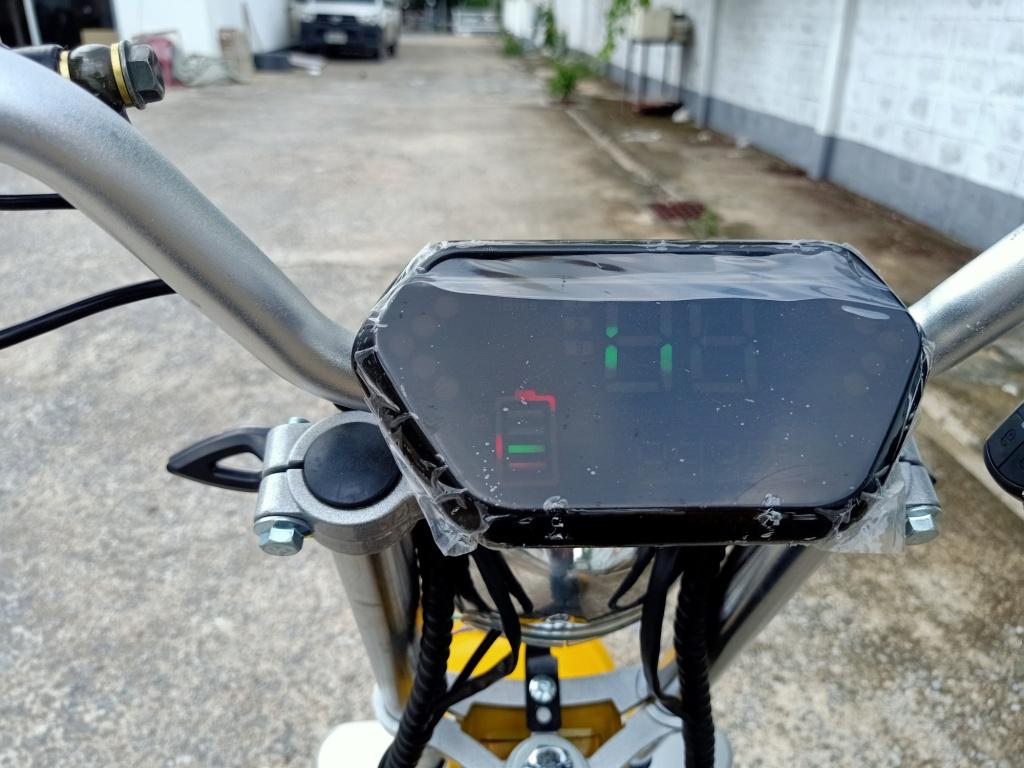 CITYCOCO สกู๊ตเตอร์สามล้อไฟฟ้า 1,500 วัตต์ 45 กม./ชม. 60 กม./ชาร์จ แบตลิเที่ยมถอดออกมาชาร์จได้