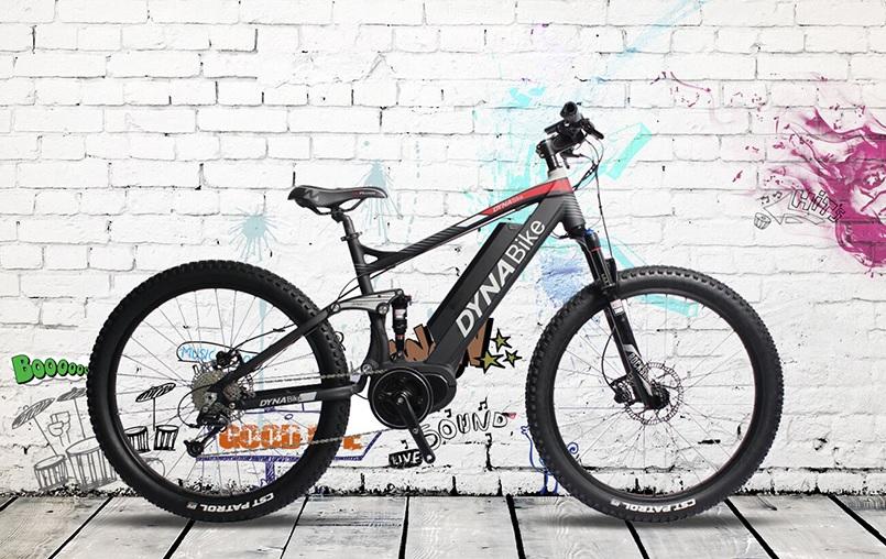DYNAVOLT จักรยานไฟฟ้า เสือภูเขา 1000 วัตต์ 50 กม./ชม. 60 กม./ชาร์จ
