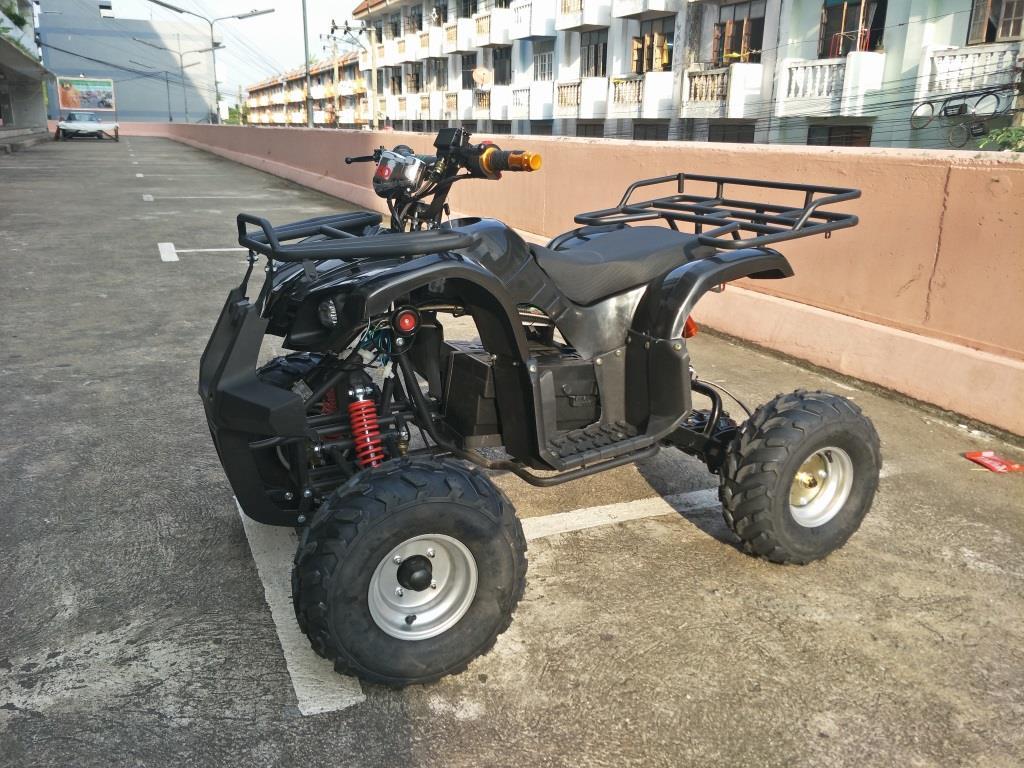 GARMO เอทีวี ATV ไฟฟ้า วิบาก 2,000 วัตต์ ความเร็ว 45 กม./ชม. ระยะ 30 กม./ชาร์จ
