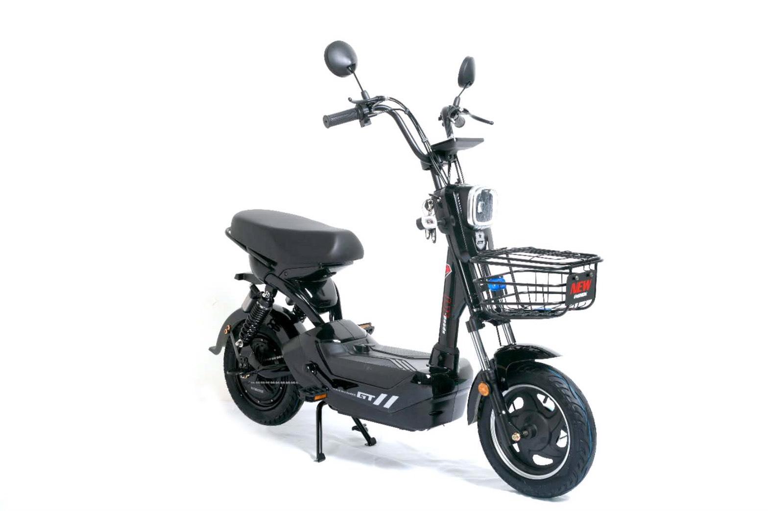 JIBBY-Z จักรยานไฟฟ้าสกู๊ตเตอร์ 350 วัตต์ 30 กม./ชม. 40 กม./ชาร์จ