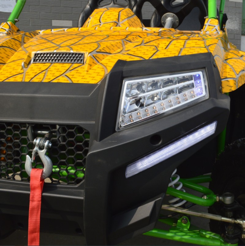 UTV ยูทีวี รถวิบาก ไฟฟ้า 4 ล้อ 3,000 วัตต์ 70 กม./ชม. 60 กม./ชาร์จ