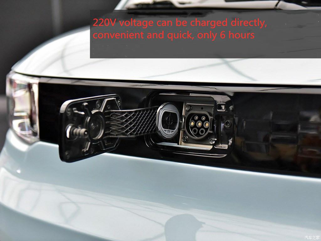 WULING รถเก๋งไฟฟ้า จดทะเบียนได้ 100 กม./ชม. 170 กม./ชาร์จ
