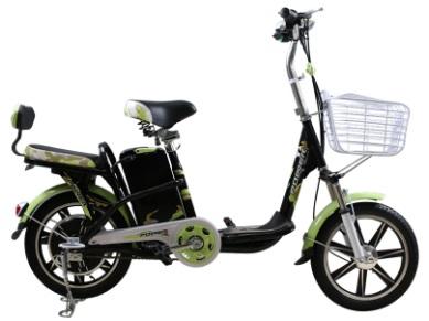 TATA-Z จักรยานไฟฟ้า 350 วัตต์ 25 กม./ชม. 35 กม./ชาร์จ แบตลิเที่ยมถอดออกมาชาร์จได้ ชาร์จเร็ว 2-3 ชม.