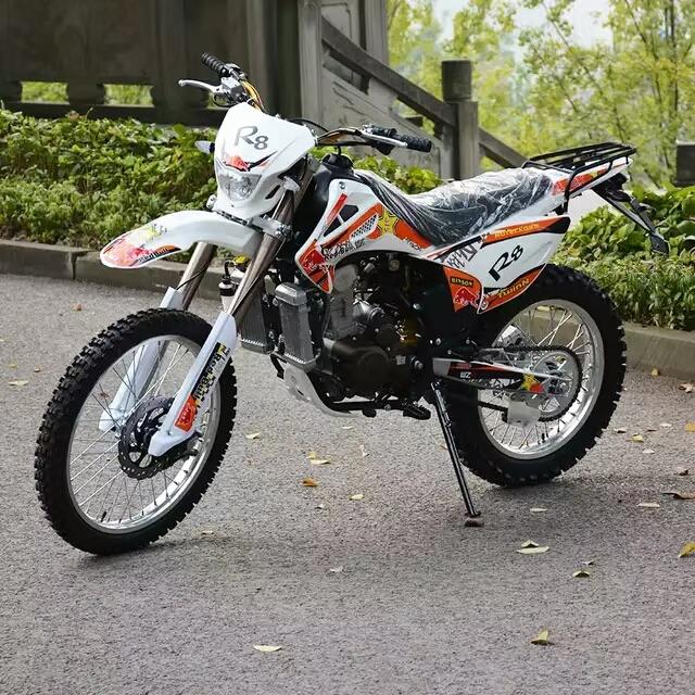 MOTO มอเตอร์ไซค์วิบาก เอนดูโร่ 250 ซีซี 120 กม./ชม.
