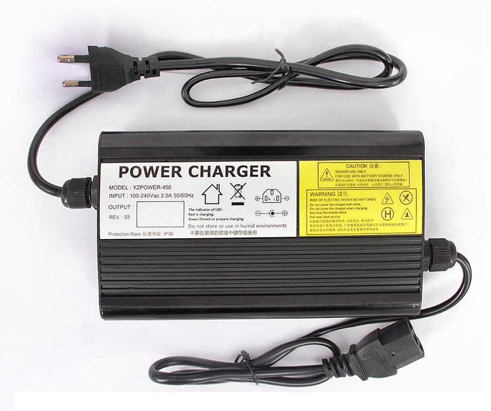 Adapter ที่ชาร์จ มอเตอร์ไซค์ไฟฟ้า  สกู๊ตเตอร์ไฟฟ้า 60V 20AH