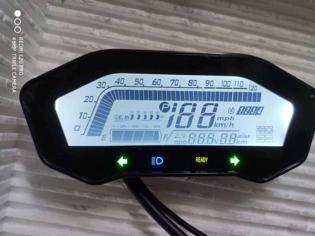 AMANO Concept มอเตอร์ไซค์ไฟฟ้า 4,000 วัตต์ 140 กม./ชม. 200 กม./ชาร์จ ชาร์จเร็ว 15 นาที