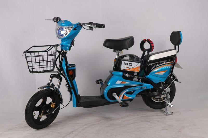 JEEMO จักรยานไฟฟ้าสกู๊ตเตอร์ 350 วัตต์ 35 กม./ชม.