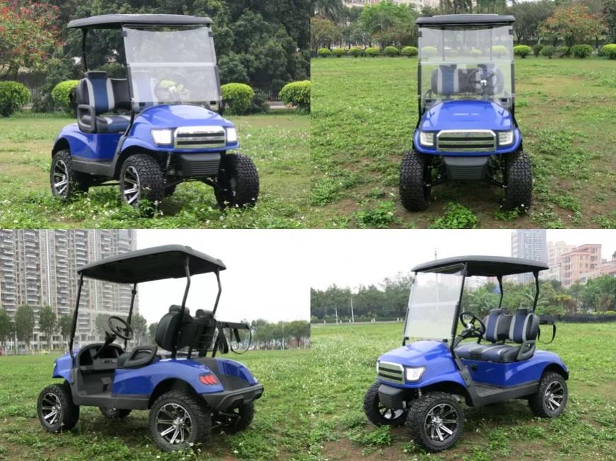 ChangNoi รถกอล์ฟไฟฟ้าวิบาก 3,000 วัตต์ 40 กม./ชม. 60-80 กม./ชาร์จ
