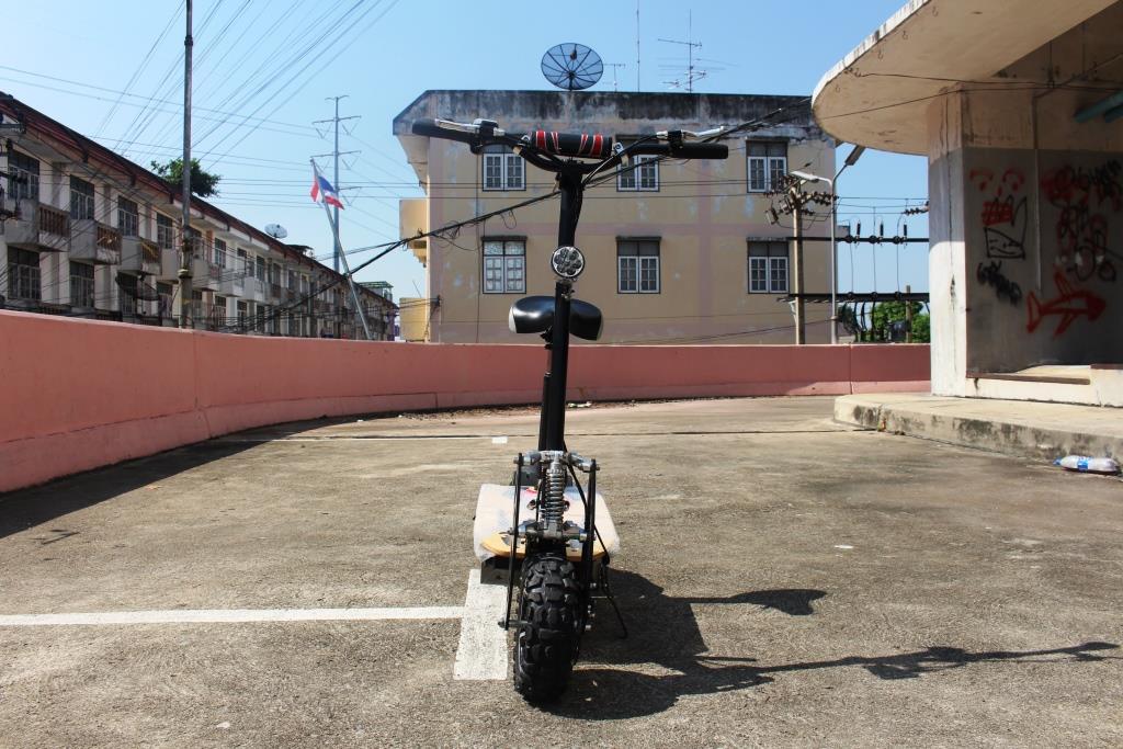 JIGGO XX สกู๊ตเตอร์ไฟฟ้า 2 ล้อ นั่ง-ยืน 2,000 วัตต์ 50 กม./ชม 40 กม./ชาร์จ แรงเร็วสุด