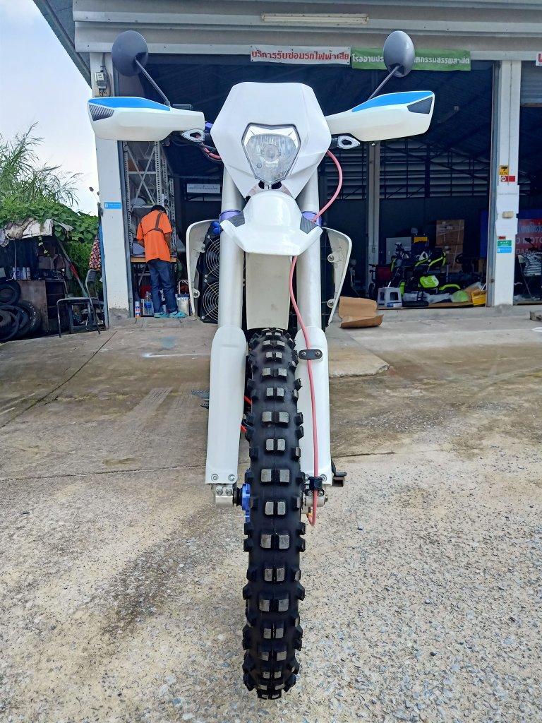 SHEETA Enduro มอเตอร์ไซค์วิบากไฟฟ้า MotoCross 100 กม./ชม. 100 กม./ชาร์จ
