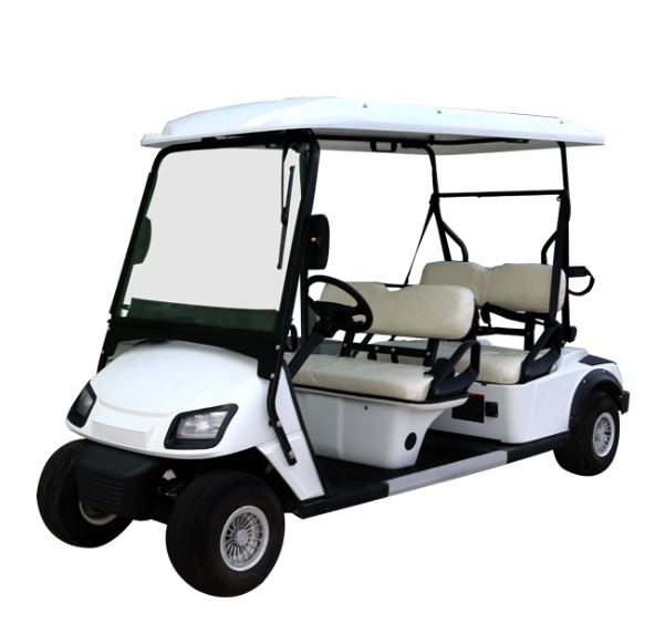 MOJI รถกอล์ฟไฟฟ้า 4 ที่นั่ง 30 กม./ชม. 70-80 กม./ชาร์จ