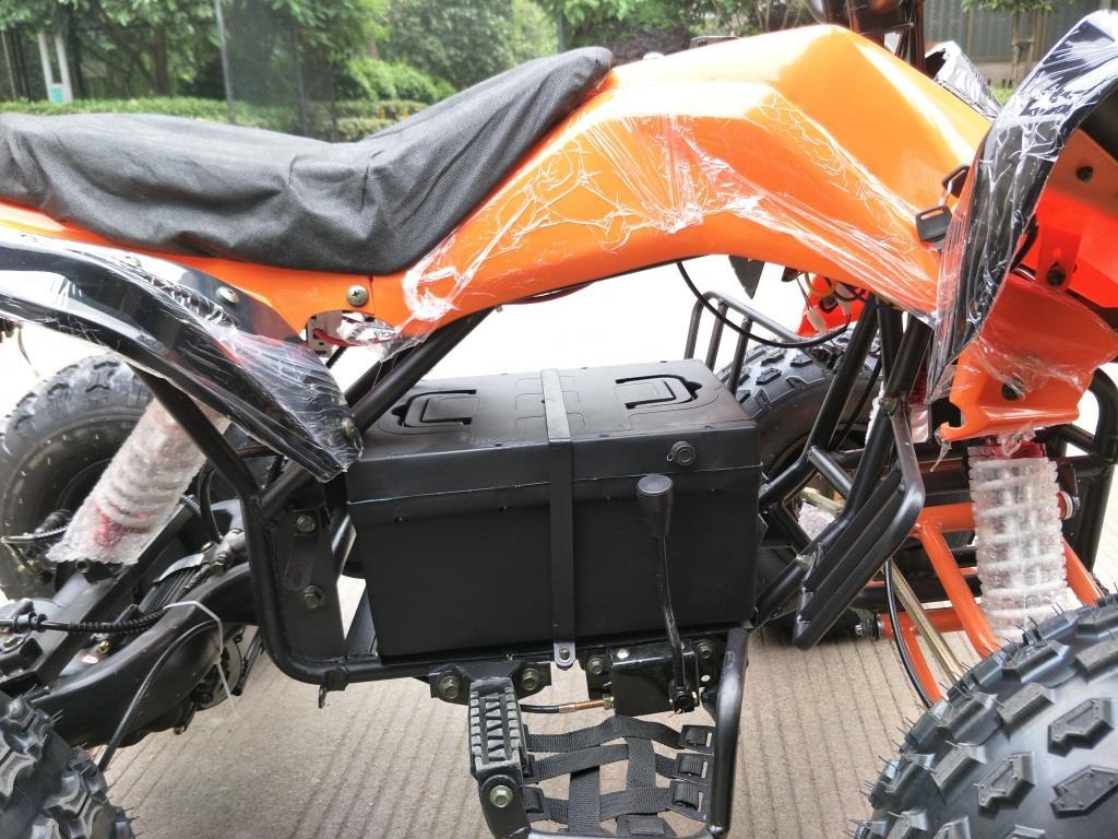 JOJO เอทีวี ATV ไฟฟ้า วิบาก 1,000 วัตต์ ความเร็ว 35 กม./ชม. ระยะ 40-50 กม.