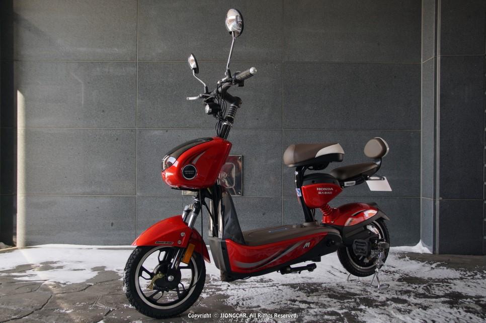 HONDA จักรยานไฟฟ้า ญี่ปุ่น รุ่น M7 250 วัตต์ 30 กม./ชม. 30 กม./ชาร์จ ホンダモーターサイクル本物