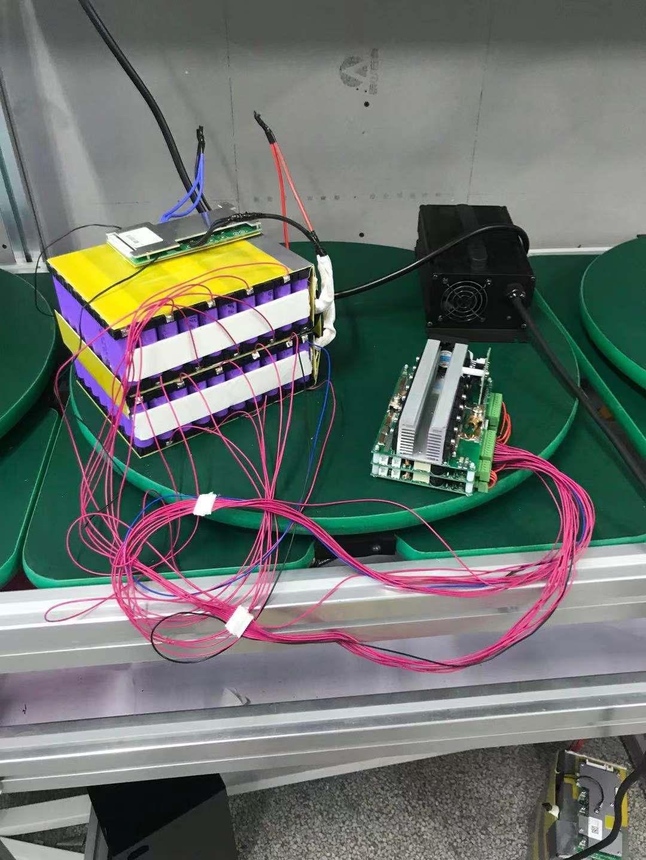 ALENDA เซลแบตเตอร์รี่ลิเที่ยมไอออนมาตรฐานเกรดเอ 18650 3.7V 2500mAh ชาร์จได้ 1,000 ครั้ง