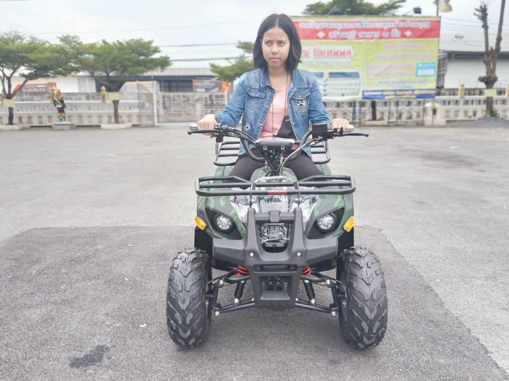 GARMO-i เอทีวี ATV ไฟฟ้า วิบาก 1,000 วัตต์ คันเล็ก 35 กม./ชม. ระยะ 30 กม./ชาร์จ