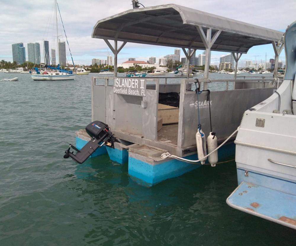 EZBOARD-X ชุดมอเตอร์ เรือเล็กไฟฟ้า 10-20 แรงม้า 15-30 กม./ชม. 50-60 กม./ชาร์จ