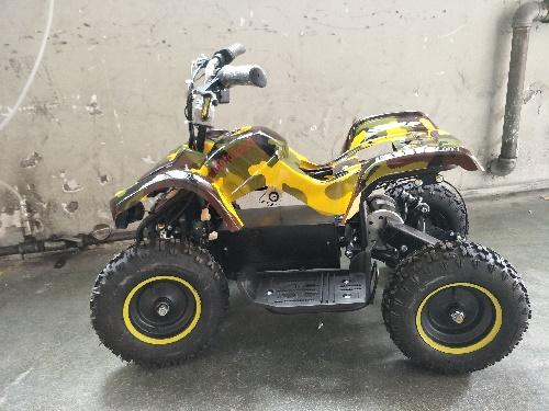 KID mini ATV เอทีวีไฟฟ้า สำหรับเด็ก 500 วัตต์ 18 กม./ชม.